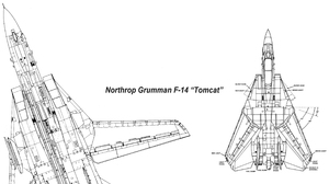 F 14 Tomcat Grumman F 14 Tomcat Jet Fighter Navy United States Navy Infographics Aircraft Military M 2688x1512 wallpaper