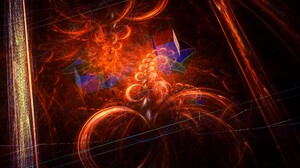 Abstract Swirl 3840x2160 wallpaper