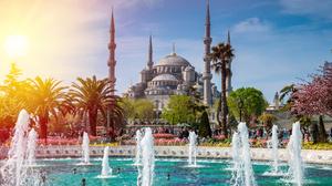 Man Made Istanbul 3500x2395 Wallpaper