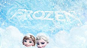 Anna Frozen Elsa Frozen Frozen Movie Snow 1920x1080 Wallpaper