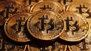 Bitcoin Coin Cryptocurrency Money 2560x1536 wallpaper