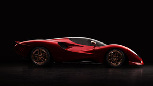 Sport Car Red Car Car 3840x2160 Wallpaper