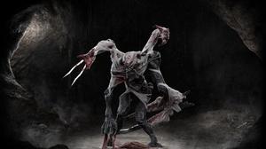 Creature Creepy 1920x1200 Wallpaper