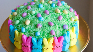 Bunny Cake Colorful Easter Easter Cake Food Holiday 2598x1734 Wallpaper