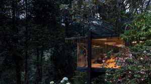 Architecture Modern House Cabin 1500x1000 Wallpaper