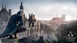 Video Game Assassins Creed Unity 2560x1440 Wallpaper