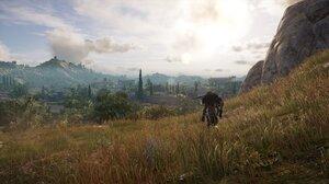 Assassins Creed Video Games Spartan Buck Screen Shot Male 1920x1080 Wallpaper