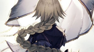 Fate Apocrypha Fate Grand Order Jeanne D 039 Arc Fate Series Ruler Fate Apocrypha Ruler Fate Grand O 1920x1440 Wallpaper
