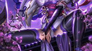 Illustration Artwork Digital Art Fan Art Drawing Fantasy Art Fantasy Girl Video Game Girls Video Gam 2828x4000 Wallpaper