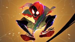 Marvel Comics Miles Morales Spider Man 3840x2861 Wallpaper