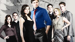 Allison Mack Chloe Sullivan Clark Kent Smallville Superman Tom Welling 2823x2094 Wallpaper