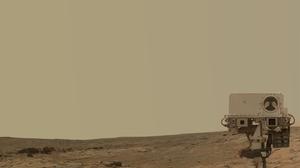 Man Made Curiosity Rover 1600x900 Wallpaper