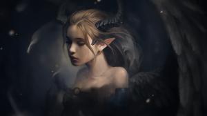 Fantasy Demon 3000x1878 Wallpaper