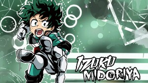 Izuku Midoriya 2048x1380 wallpaper