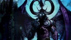 Warcraft Illidan Stormrage Video Games World Of Warcraft 1920x1200 Wallpaper