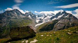 Alps Mountain Switzerland 4095x2720 Wallpaper