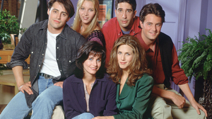 Chandler Bing Courteney Cox David Schwimmer Friends Tv Show Jennifer Aniston Joey Tribbiani Lisa Kud 2000x1500 Wallpaper