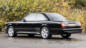 Bentley Continental Sc Black Car Car Coupe Luxury Car 1920x1080 Wallpaper