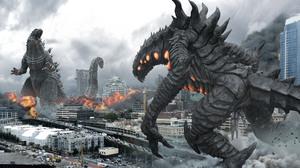 Movie Godzilla 5312x3200 wallpaper