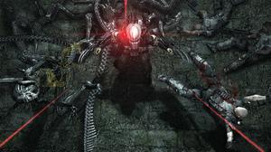 Alien Battle Predator 1920x1080 Wallpaper