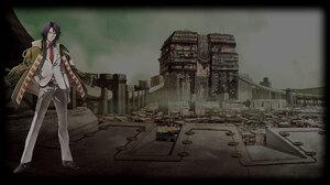 God Eater 2 Rage Burst Isaac Feldman 1920x1080 Wallpaper