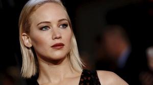 Actress American Blonde Blue Eyes Face Jennifer Lawrence Lipstick 3000x2000 Wallpaper