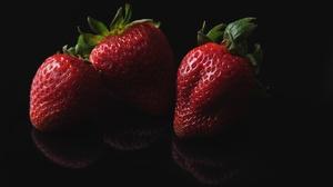 Food Strawberry 2016x1346 Wallpaper