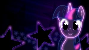 My Little Pony Twilight Sparkle Vector 1920x1080 Wallpaper