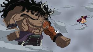 Kaido One Piece Monkey D Luffy 1920x1080 Wallpaper