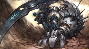 Sci Fi Robot 1920x1080 Wallpaper