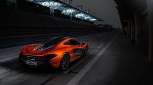Vehicles McLaren P1 1920x1080 Wallpaper