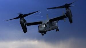 Military Bell Boeing V 22 Osprey 4232x2624 Wallpaper