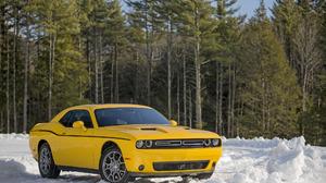 Dodge Challenger Gt Awd Mopar Muscle Car 2040x1360 Wallpaper