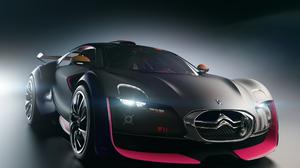 Black Car Car Citroen Sport Car 2560x1728 Wallpaper