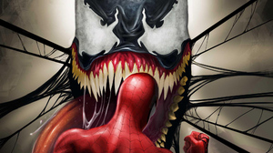 Marvel Comics Spider Man Venom 2000x1125 Wallpaper