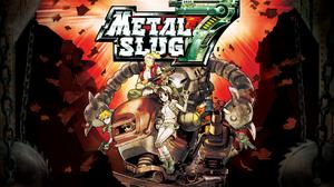 Metal Slug Metal Slug 7 Video Games Video Game Art SNK 1920x1200 Wallpaper