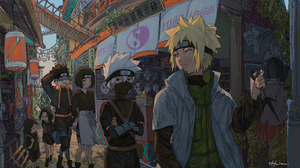 Anime Boys Naruto Anime Uzumaki Naruto Huimuuu 2048x1152 Wallpaper