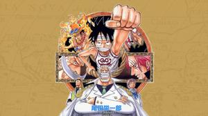 Anime One Piece 1600x900 Wallpaper