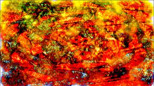 Trippy Psychedelic Abstract Digital Art Brightness 2560x1440 Wallpaper