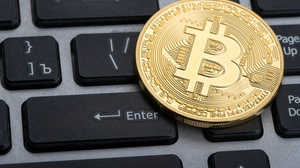 Bitcoin Coin Cryptocurrency Money 3000x2000 Wallpaper