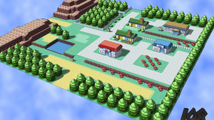 Video Game Pokemon FireRed And LeafGreen 1920x1200 Wallpaper