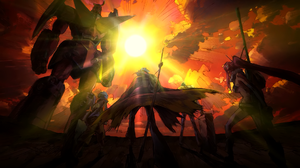 Tengen Toppa Gurren Lagann Movie Screenshots Anime Kamina Simon Littner Yoko 1920x1080 wallpaper