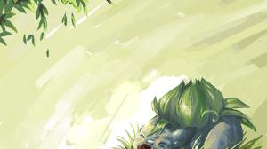 Bulbasaur Pokemon 1280x1024 Wallpaper