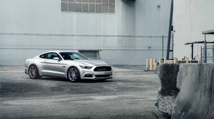 Ford Mustang 7830x5221 wallpaper