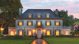 House Light Mansion 2560x1600 Wallpaper