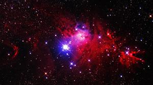 Stars Universe Nebula Space 3000x1940 Wallpaper