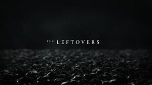 The Leftovers Minimalism Typography Title Dark 1600x900 Wallpaper