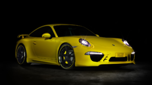 Car Porsche Porsche 911 Sport Car Yellow Car 1920x1080 Wallpaper