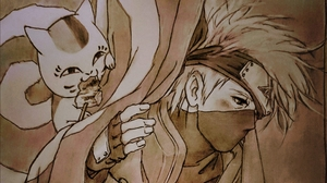 Kakashi Hatake 2160x1215 Wallpaper