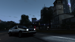 Vehicle Car Toyota AE86 Need For Speed World Toyota Video Games 1280x800 Wallpaper